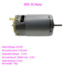 Dc 36v 22000rpm High Speed Motor Diy Electric Tools Mini Electric Grinder Motor
