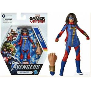 Avengers Gamerverse Ms Marvel Action Figure - Brand New