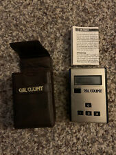 Ultra Rare Vintage 1980 Cal-Count Exercise Calorie Burning Microcomputer