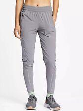Nike Flex Swift Women's Running Trousers 928817-056 Grey Size L Slim Fit New