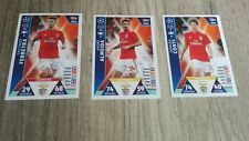 Match Attax Champions League 2018/19 Update cards SLB3 SLB7 SLB15 Benfica SLB
