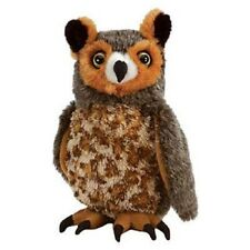 Fiesta Toy 10 inch Great Horned Owl Stuffed Animal