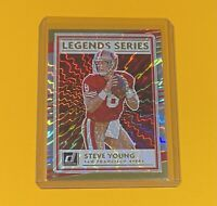 2020 Panini Donruss Steve Young Legends Series Insert HOLO FOIL 49ers #LS-SY 🔥