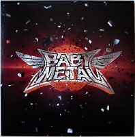 BABYMETAL / FIRST ALBUM / HEAVY METAL / TOY'S FACTORY JAPAN LIMITED PRESS 2LPs