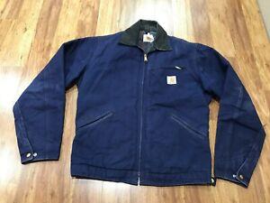 MENS MEDIUM - Carhartt Duck Blanket Lined Detroit Jacket