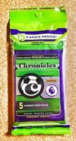 🔥2019-2020 Panini Chronicles Soccer Cello pack factory sealed 15 cards Messi?