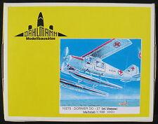 DAHLMANN 10270 - DORNIER DO-27 - 1:100 - Flugzeug Modellbausatz - Model Kit