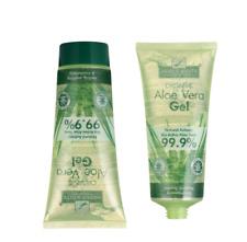 200ml  99%Organic Aloe Vera Soothing Gel Cooling & Moisturising Aloe Antioxidant