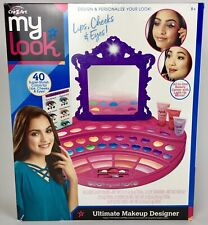 My Look Ultimate Make Up Designer by Cra-Z-Art New Open Box