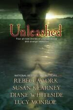 Unleashed-Paranormal romance anthology-trade sized paperback-combined shipping