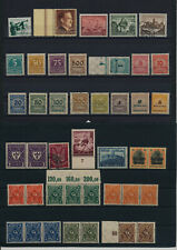 Germany, Deutsches Reich, Nazi, liquidation collection, stamps, Lot,used (EE 35)