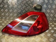 RENAULT MEGANE REAR LIGHT DRIVER SIDE 5 DOOR 2005