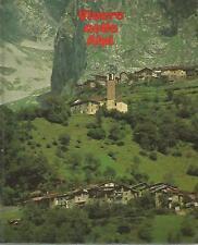 L1 Vivere nelle Alpi Foto di Pepi Merisio Testo di Carrara Bolis ed. 1979