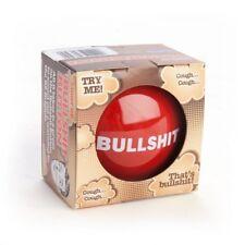 Bullshit Button – funny gag bull shit press office prank talking bullshitter