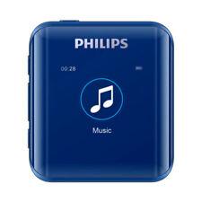 Philips MP3 Player SA2816 DSD HIFI Digital Media Player withRecorderFunctionblue