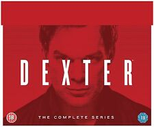 DEXTER COMPLETE SERIES SEASON 1 2 3 4 5 6 7 8 DVD BOXSET 1-8 REGION 4