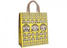 La sindrome premestruale Tre Wise Monkey Emoji Shopping Bag/Borsa/Stocking Filler