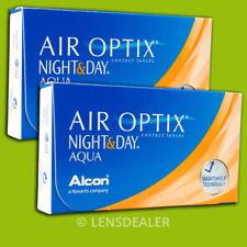 » AIR OPTIX NIGHT AND DAY AQUA 2x6 KONTAKTLINSEN MONATSLINSEN «ALCON CIBA VISION