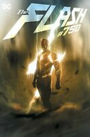 The Flash #750 Exclusive Bosslogic Cover A Variant DC Comics Pre Order NM+