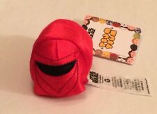 BNWT Disney Store Star Wars Mini Tsum Tsum Imperial Red Guard 3 1/2''