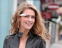 NEW Google Glass V3.0 2GB Explorer Edition Cotton White Glasses FREE GIFT V3 V2