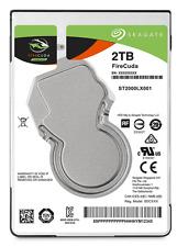 Seagate Internal Hard Drive 2TB SSHD Solid State Drive ST2000LX001 2.5-Inch