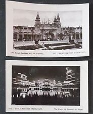 The Court of Honour, Franco-British Exhibition, London 1908, Posted Postcards.