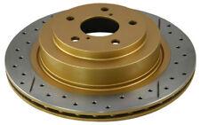Disc Brake Rotor-WRX Rear DISC BRAKES AUSTRALIA DBA2659X-10