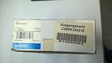 PLC OMRON C200H-OD218