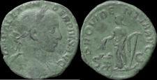 Severus Alexander AE sestertius Providentia standing left