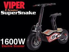 1600W 48V SCOOTER ELETTRICO VIPER SUPERSNAKE NUOVO MODELLO 2017, pneumatici di terreno,