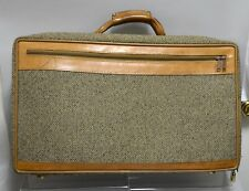 Small to Medium sized Hartmann Tweed Carry-On Suitcase Luggage