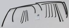 1955-57 Chevy 4 Door Station Wagon Belair Repops Window Weatherstrip Kit (14 pc)