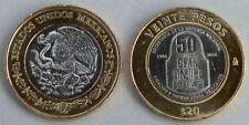 Mexiko / Mexico 20 Pesos 2016 Plan DN-III-E p988 unz.