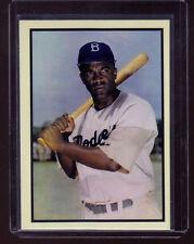 Jackie Robinson, '53 Brooklyn Dodgers Vintage Litho limited edition