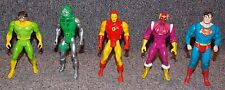 Vintage 1984 Marvel Secret Wars & DC Super Powers Action Figure Lot