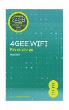 EE 300011786 PAYG 4G Data SIM Card Preloaded With 24GB