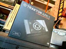NATIVE INSTRUMENTS Traktor Audio 2 DJ Mk2