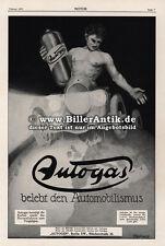 Autogen, Berlin Kugellager DWF Autogas Autoteile Werbung Motor Original 049