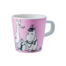 Children's Petit Jour Paris Moomin Small 100% Melamine Mug - Pink