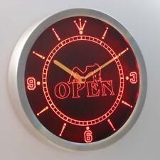 nc0287-r Exotic Stripper Dancers Beer Bar Gift  Neon Sign LED Clock