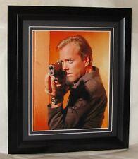 "Kiefer Sutherland ""24"" signed authentic guaranteed  A196KS  AFTAL DEALER #199"