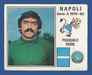 FIGURINA CALCIATORI PANINI 1979/80 - RECUPERO N.204 FIORE - NAPOLI