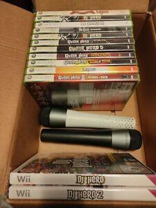 Lotto giochi per  Xbox 360 e Wii   italiano