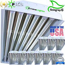 Shoplight Hanging Light Fixture 32000Lumens DAYLIGHT LED Shop Garage 10 Pack New