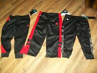 RBX Little Boys' Defender Tricot Jogger  Pants, sz 4 NEW With Tags