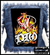DIO - Holy Diver --- Huge Jacket Back Patch Backpatch