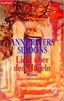 Anne Rivers Siddons - Luz a Través de La Colinas #B1994340