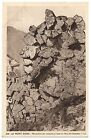 CPA 63 - LE MONT DORE (Puy de Dôme) Murailles de Rochers prises du Roc de Cazeau