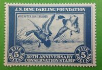 DDF-1 (RW1 50th Anniversary) Ding Darling Duck Stamp- Mint OGNH- EBAY LOW-OFFER?